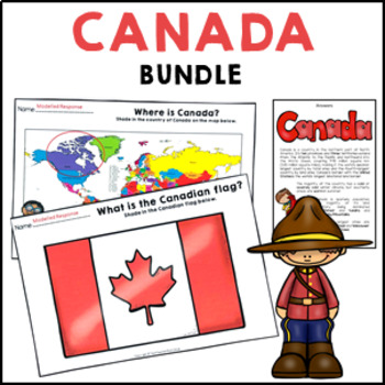 Canada Bundle: everything you need to explore Canada & Canadian culture