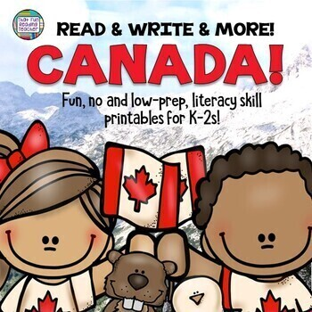 Canada Read and Write and More!