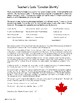 Canada! Canadian Identity Discussion Topics, Writing Prompts FREE
