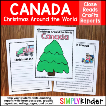 Canada - Christmas Around the World