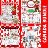 Canada Classroom Center Bundle