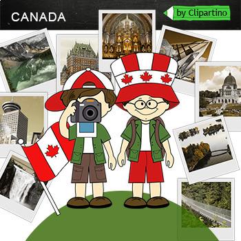 Canada Clipart-Top 15 Tourist Places