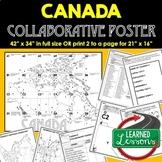 Canada Collaborative Poster, Canada MAPPING Activity, Canada Research