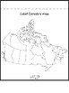 Canada Country Research Flip Book