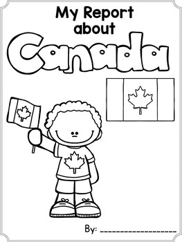 Canada Country Study- Writing Paper