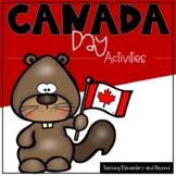 Canada Day Number Sense & Literacy Activities | Literacy Center