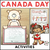 Canada Day Activity Pack - Posters, Word Walls, Display, W