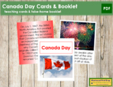 Canada Day Cards and Booklet
