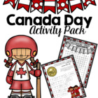 Canada Day Celebration Activities (on sale for Canada 150!)