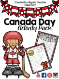 Canada Day Celebration Activities