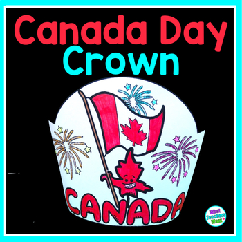 Canada Day Crown