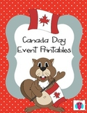 Canada Day Event Pack