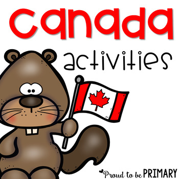 """I am Canadian"" Activities"