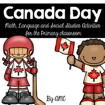 Canada ELA and Math Activities