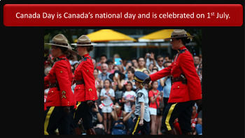 Canada Day PowerPoint Presentation
