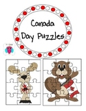 Canada Day Puzzles