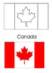 Canada Day Word Search