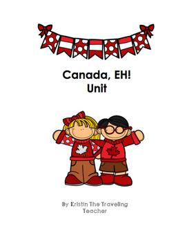 Social Studies Canada Unit