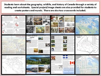 Canada - Geography & History