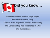 Canada Informational Power Point