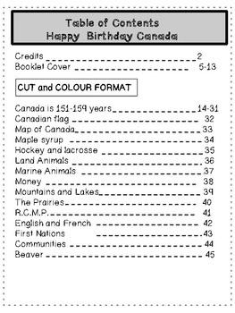 Canada Interactive Activity Booklet K-2