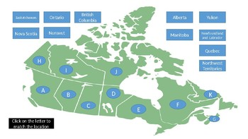 Map Of Canada Interactive.Canada Interactive Map