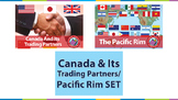 Canada & Its Trading Partners/Pacific Rim SET Gr. 4-6