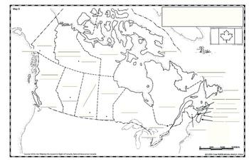 Canada Map #8