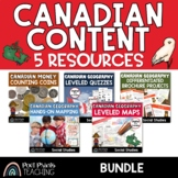 Canada Unit Bundle, Provinces and Territories