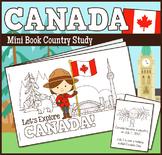 Canada Mini Book