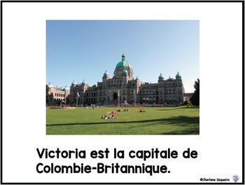 Canada Mon Pays Voici Colombie-Britannique