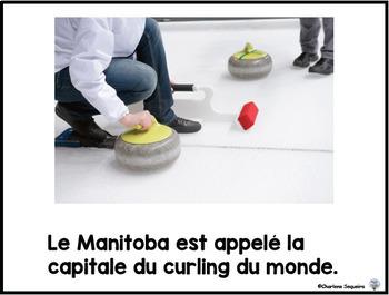Canada Mon Pays Voici Manitoba