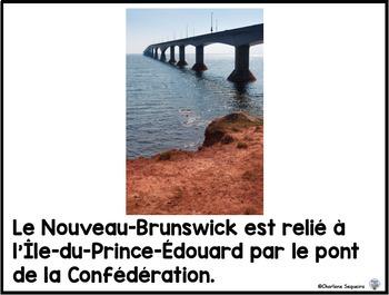 Canada Mon Pays Voici Nouveau Brunswick