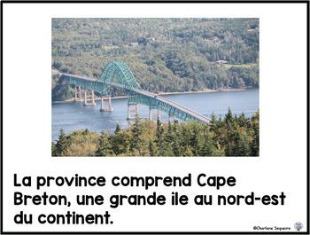 Canada Mon Pays Voici Nouvelle Écosse
