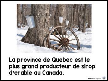 Canada Mon Pays Voici Québec