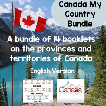 Canada My Country Bundle