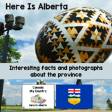 Canada My Country Here Is Alberta