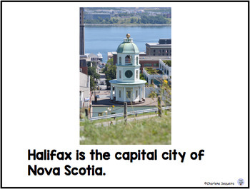 Canada My Country Here Is Nova Scotia