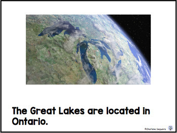 Canada My Country Here Is Ontario