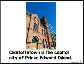 Canada My Country Here Is Prince Edward Island