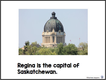 Canada My Country Here Is Saskatchewan