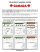 Canada Numbers / Counting Activities