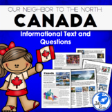 Canada: Our Neighbor to the North Informational Complex Te
