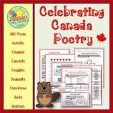 Poetry Writing Unit - Canada