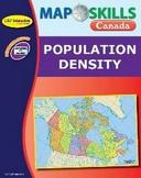 Canada: Population Density