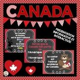 Canada Power Point