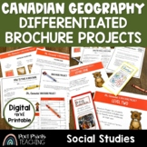 Canada Project, Province and Territory, Distance Learning