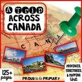 Canada {Provinces, Territories, & Mapping} Unit    Distanc