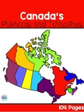 Canada: Provinces and Territories
