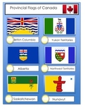 Canada - Provinces and Territories - 82 Pages PDF Social Studies Education
